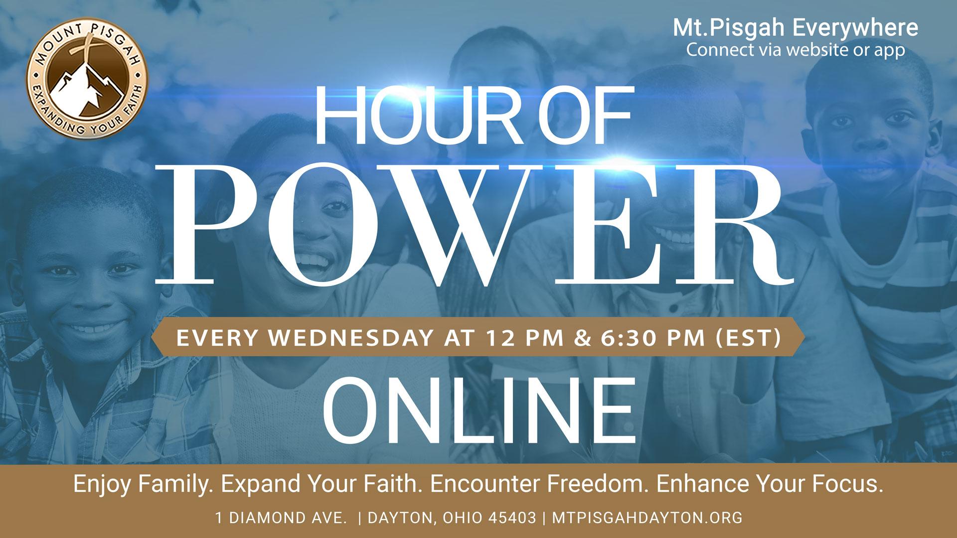 MT Pisgah - Hour Of Power